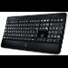 Logitech K800 teclado RF inalámbrico QWERTY Italiano Negro