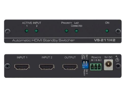 Kramer Electronics VS-211H2 video switch HDMI