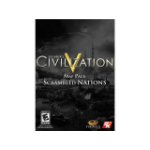 2K Sid Meier's Civilization V: Scrambled Nations Map Pack PC/Mac Multilingual
