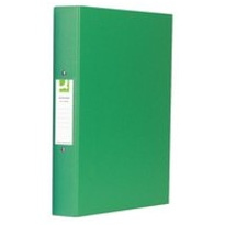 Q-CONNECT KF02004 ring binder A4 Green