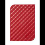Verbatim Store 'n' Go USB 3.0 Hard Drive 1TB Red