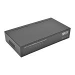 Tripp Lite NG5 network switch Unmanaged Gigabit Ethernet (10/100/1000) Black
