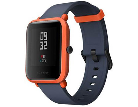 "Xiaomi UYG4022RT smartwatch Red LED 3.25 cm (1.28"") Cellular"