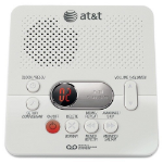 AT&T 1740 answering machine