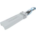 "Panduit PSF2PZA3MBL InfiniBand cable 118.1"" (3 m) SFP28 Black"