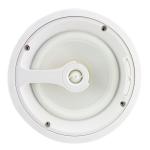 TruAudio GP-8 loudspeaker 2-way White Wired 125 W
