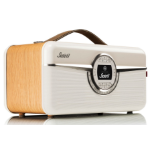 ViewQwest Susie Q radio Portable Digital Beige,Oak