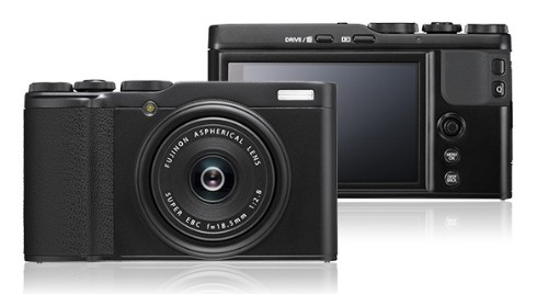 Fujifilm XF10 Compact camera 24.2 MP CMOS 6000 x 4000 pixels Black