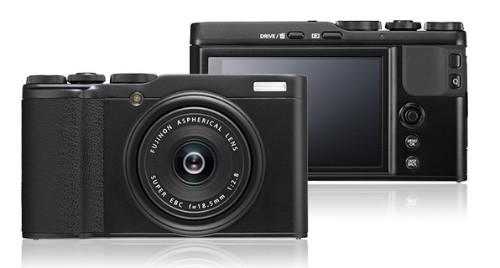 Fujifilm XF10 Compact camera 24.2 MP CMOS 6000 x 4000 pixels Black