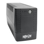 Tripp Lite Line Interactive UPS, C13 Outlets (4) - 230V, 450VA, 240W, Ultra-Compact Design