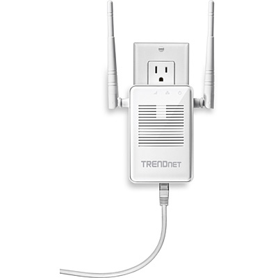 Ac1200 Dual Band High Power Wi-Fi Extender