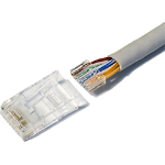 Cablenet 22 2100A RJ45 Transparent wire connector