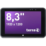 Wortmann AG TERRA PAD PAD 885 64GB 4G Black, White tablet