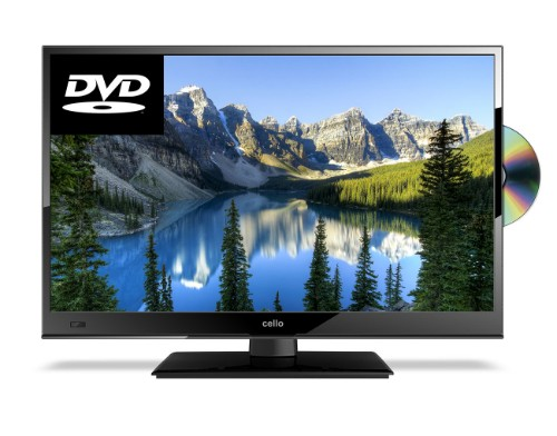 "Cello C22230F 22"" Full HD Black LED TV"