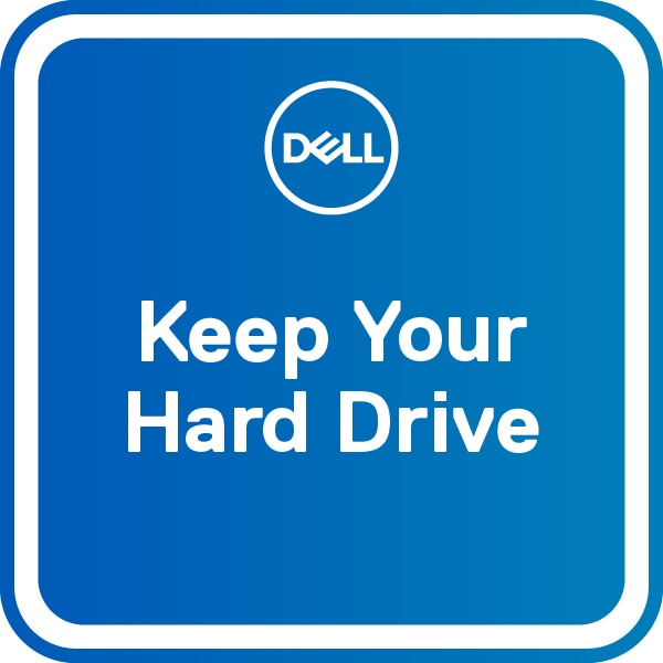 DELL 5 años Keep Your Hard Drive