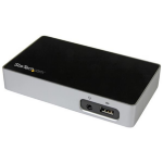 StarTech.com 4K DisplayPort docking station voor laptops USB 3.0 Universele laptop port replicator