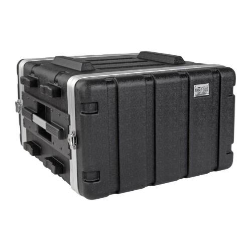 Tripp Lite 6U ABS Server Rack Equipment Flight Case for Shipping & Transportation