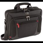 """Wenger/SwissGear 600643 15"""" Briefcase Black notebook case"""