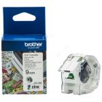 Brother CZ-1001 DirectLabel-etikettes, 9mm x 5m