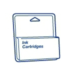 Epson C13T602200 (T6022) Ink cartridge cyan, 110ml