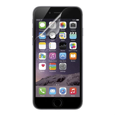 iPhone 6 Transparent Overlay 3 Pack