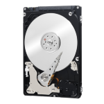 "Western Digital Black 2.5"" 1000 GB Serial ATA III HDD"