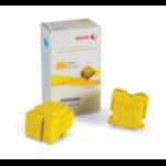Xerox Tinta para ColorQube 8570, amarillo (2 barras 4400 páginas)