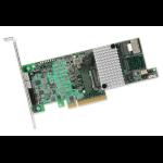 Supermicro MegaRAID SAS 9271-4i PCI Express x8 3.0 6Gbit/s RAID controller