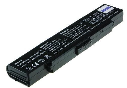 2-Power CBI3129B Lithium-Ion (Li-Ion) 5200mAh 11.1V rechargeable battery
