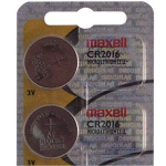 Maxell CR2016 household battery Single-use battery Lithium