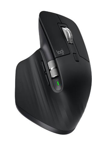 Logitech MX Master 3 mouse Right-hand RF Wireless+Bluetooth Laser 4000 DPI