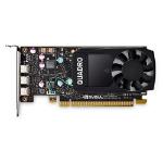 DELL 490-BDTB graphics card NVIDIA Quadro P400 2 GB GDDR5