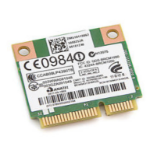 HP 593836-001 notebook spare part WLAN card