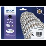 Epson Tower of Pisa Singlepack Black 79XL DURABrite Ultra Ink