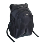 Targus TEB01 backpack Black Nylon