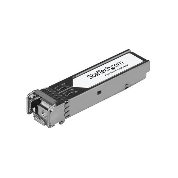 StarTech.com Juniper SFP-GE40KT15R13 Compatible SFP Transceiver Module - 1000Base-BX40-D (Downstream)