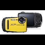 "Fujifilm FinePix XP90 16.4MP 1/2.3"" BSI CMOS 4608 x 3456pixels Black,Yellow"