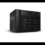 Asustor AS6510T NAS/storage server Ethernet LAN Tower Black