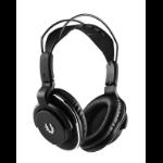 BitFenix Flo Black Circumaural Head-band headphone
