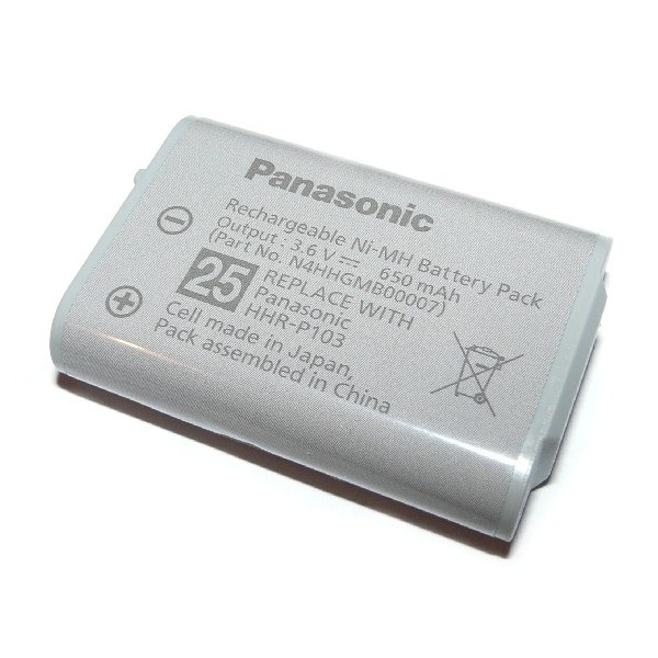 Panasonic N4HHGMB00007 telephone spare part Battery
