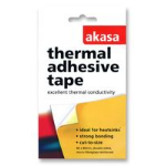 Akasa AK-TT12-80 heat sink compound 0.9 W/m·K