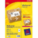Avery Weatherproof Shipping Labels self-adhesive label White 250 pc(s)