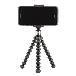Joby GripTight One GP Stand tripod Smartphone/Tablet 3 leg(s) Black