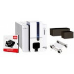 Evolis Edikio FLEX Price Tag solution, single sided, 12 dots/mm (300 dpi), USB