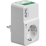 Essential SurgeArrest 1 Outlet 230V, 2 Port USB Charger, Italy