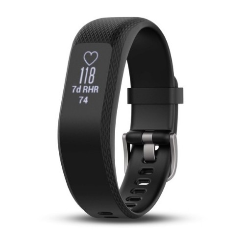 Garmin vívosmart 3 Wristband activity tracker Black OLED