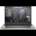 "HP ZBook Firefly 15 G7 Mobile workstation 39.6 cm (15.6"") Full HD 10th gen Intel® Core™ i5 16 GB DDR4-SDRAM 256 GB SSD NVIDIA Quadro P520 Wi-Fi 6 (802.11ax) Windows 10 Pro Grey"