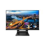 "Philips 242B1TC 60.5 cm (23.8"") 1920 x 1080 pixels Multi-touch Black"