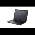 """Fujitsu LIFEBOOK E548 1.8GHz i7-8550U 14"""" 1920 x 1080pixels Black Notebook"""