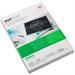 GBC Matt Laminating Pouches A4 2x125 Micron (100)